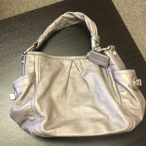 Authentic COACH hobo shoulder bag